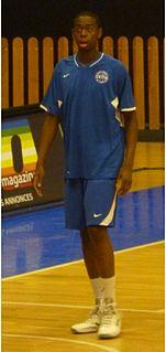 Boris Dallo French basketball player