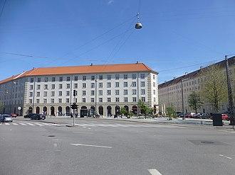 Borups Allé - Borups Plads
