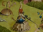 Bosch, Hieronymus - The Garden of Earthly Delights, central panel - Detail Men upside down (upper left).jpg