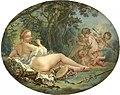 Boucher - BACCHANTE PLAYING A REED-PIPE. (ERIGONE). 1740.jpg