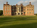 Bramshill House, south façade with oriel window in centre