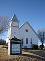 Branch Mountain United Methodist Church Three Churches WV 2009 02 01 19.jpg