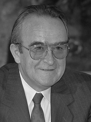President of the League of Communists of Bosnia and Herzegovina - Branko Mikulić