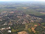 Braunschweig Weststadt Luftbild