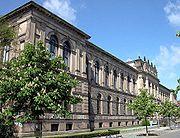 Braunschweig altes TU-Gebäude