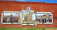 Breckenridge, Texas Mural.JPG