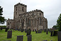 Breedon Priory graveyard.jpg