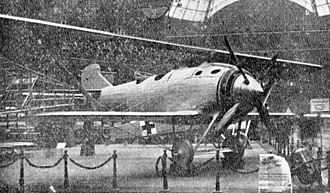 Breguet 19 - Breguet XIX prototype. Photo from L'Aerophile December,1921