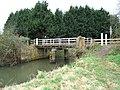 Bridge on the River Wid - geograph.org.uk - 127426.jpg