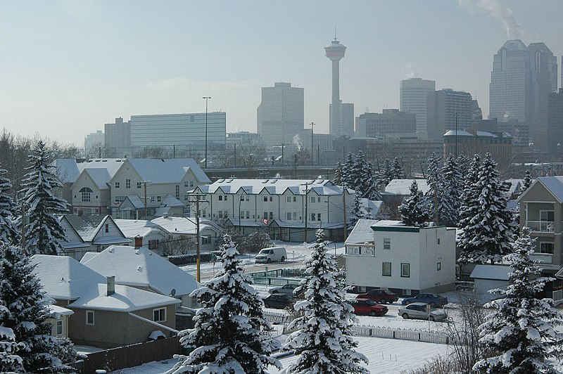 Archivo:Bridgeland calgary winter.jpg