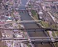 Bridges across the River Tyne (26814205380).jpg