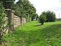 Bridleway past Little Hawkwell Farm - geograph.org.uk - 1437811.jpg