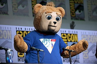 Brigsby Bear - Brigsby Bear at the 2017 San Diego Comic-Con