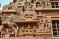 Brihadishwara Temple, Dedicated to Shiva, built by Rajaraja I, completed in 1010, Thanjavur (1) (37448514976).jpg