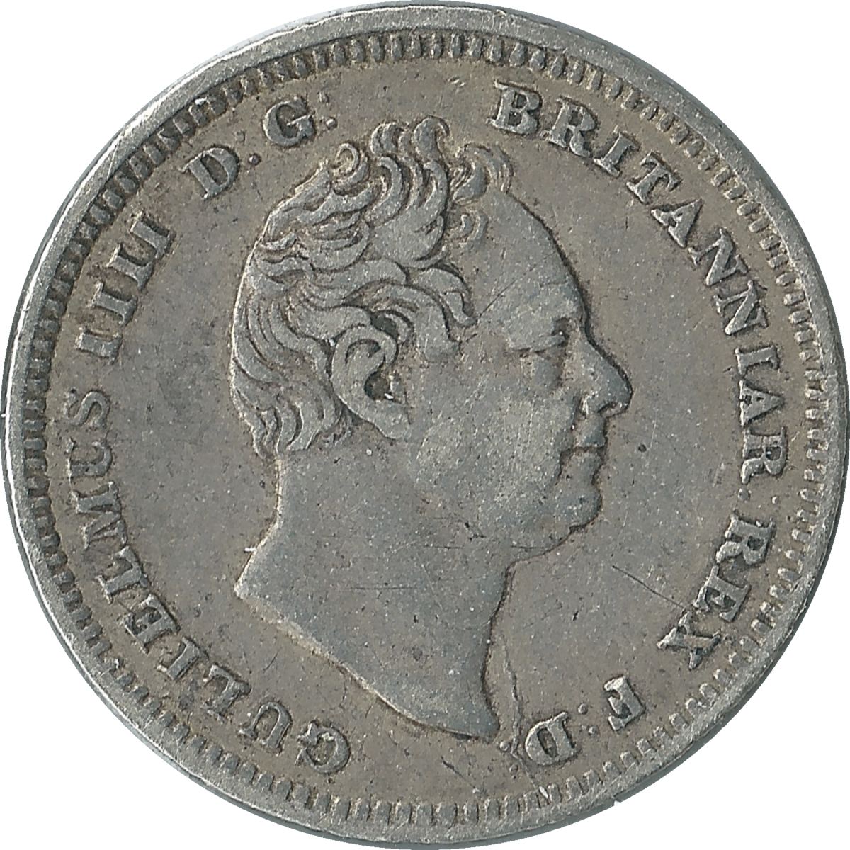 Fourpence British Coin Wikipedia