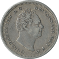 British fourpence 1837 obverse.png