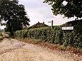 Brook Lane, Brookville - geograph.org.uk - 567023.jpg
