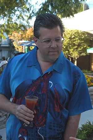 Bruce Woloshyn - Bruce Woloshyn at Gatecon