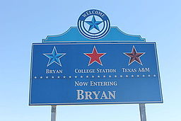 Bryan, TX welcome sign IMG 4444.JPG