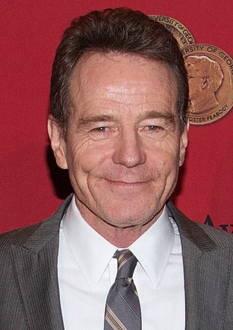 Bryan Cranston - Cranston at the 2014 Peabody Awards