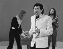 Ferry Performing With Roxy Music On Dutch Television In