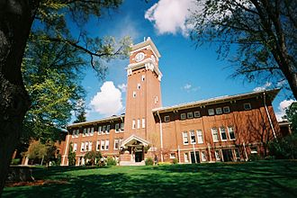 Eastern Washington - Bryan Hall, Washington State University