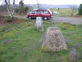 Buck Stone, Triangulation pillar - geograph.org.uk - 854806.jpg