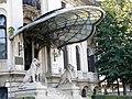 Bucuresti, Romania, Palatul Cantacuzino pe Calea Victoriei nr. 141, sect. 1, (detaliu 1).JPG