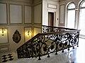 Bucuresti, Romania. MUZEUL NATIONAL COTROCENI. Scara de interior. (B-II-a-A-19152).jpg