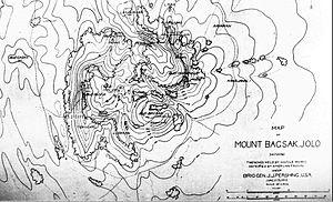 Battle of Bud Bagsak - Image: Bud Bagsak