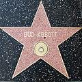 Bud Abbott's Walk of Fame Star.jpg