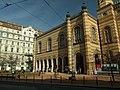 Budapešť, Erzsebetváros, synagoga III.JPG