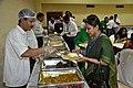 Buffet Lunch - VMPME Workshop - Science City - Kolkata 2015-07-15 8597.JPG