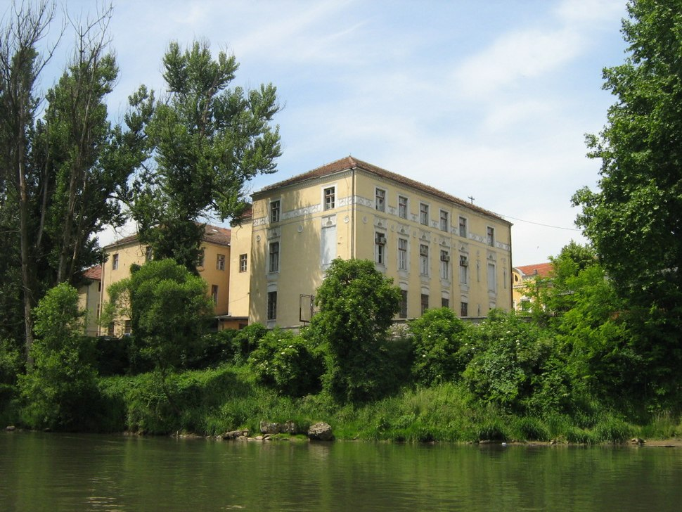 Building in NeoMoorish style