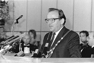 Erhard Krack - Erhard Krack in 1987.