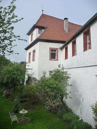 Plankenfels - Plankenfels castle