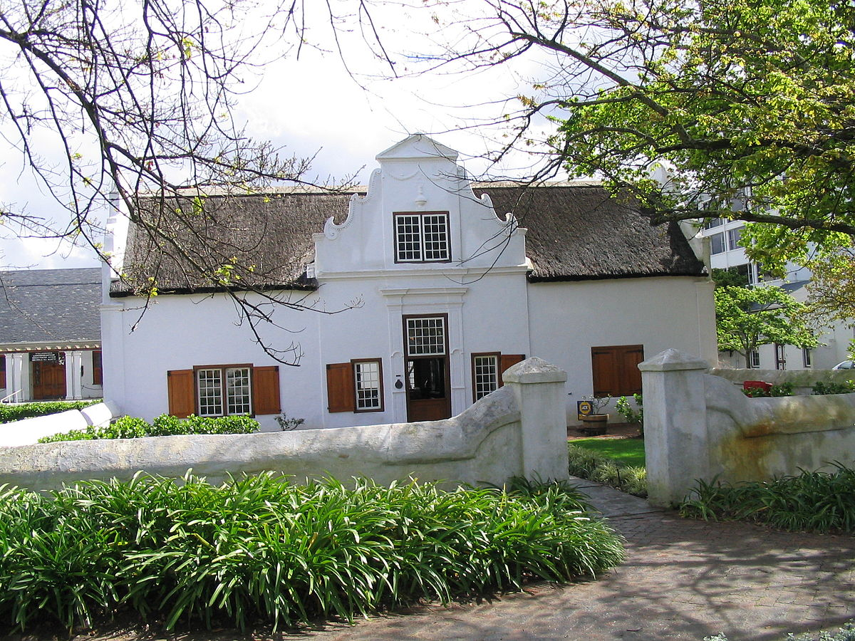 Cape Dutch Architecture Wikipedia