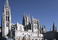 Burgos Kathedrale Außen April 2003 ShiftN