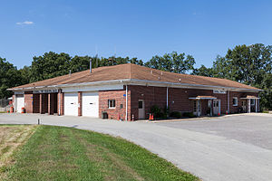 Burrell Township, Armstrong County, Pennsylvania - Burrell Township VFD and Municipal Building