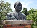 Bust of Kalamar Jozsef at Memento Park (Gyenes Tamás, 1957).JPG