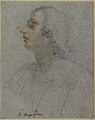 Bust of a Youth Looking to Upper Left (recto); Study of Drapery (verso) MET 1974.270.jpg