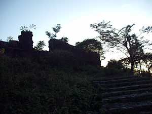 Alipurduar district - Buxa Fort