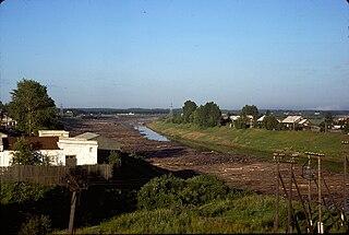 Buy, Kostroma Oblast Town in Kostroma Oblast, Russia