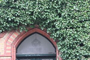 Epiphany season - Image: C+M+B 2009 an der Tür der Villa Reepschlägerbahn 30, Bild 001