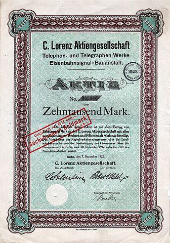 http://upload.wikimedia.org/wikipedia/commons/thumb/a/a5/C._Lorenz_AG_10000_Mk_1922.jpg/336px-C._Lorenz_AG_10000_Mk_1922.jpg