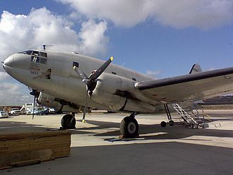"Curtiss C-46 Commando - C-46F ""China Doll"", Camarillo Airport Museum"