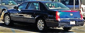 Cadillac DTS - Cadillac DTS