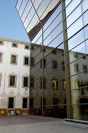 Centre de Cultura Contemporània de Barcelona - CCCB