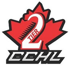 Central Canada Hockey League Tier 2 - CCHL2 Logo Wiki