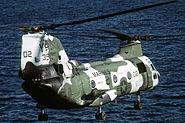 CH-46E HMM-163 1989